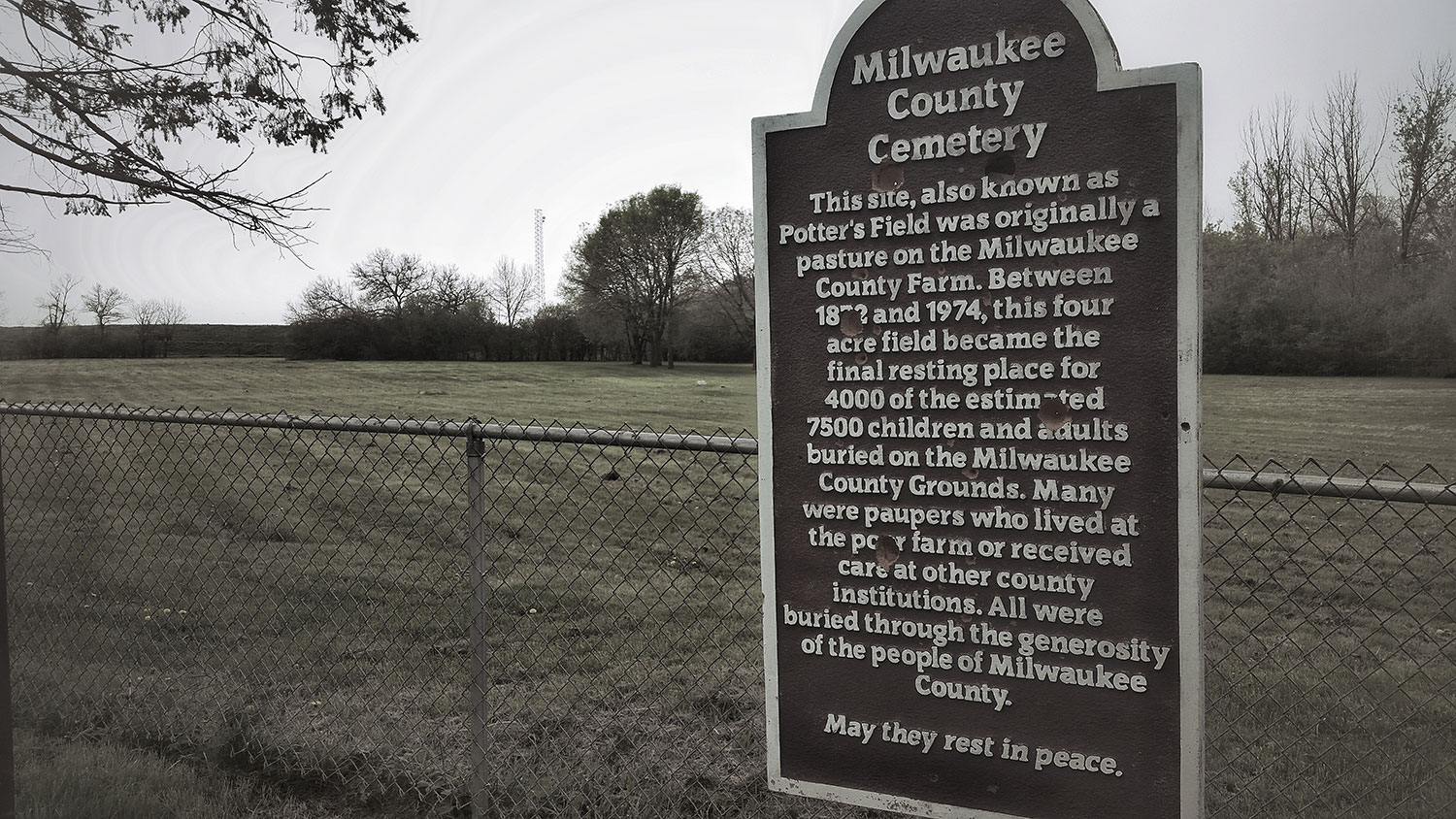 Milwaukee County Cemetery