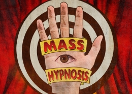 Mass Hypnosis logo design