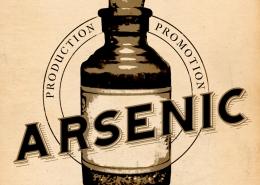 Arsenic Productions logo design