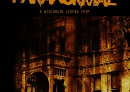 Washington County Paranormal book cover design