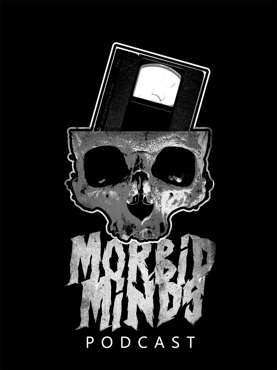 Morbid Minds horror podcast logo