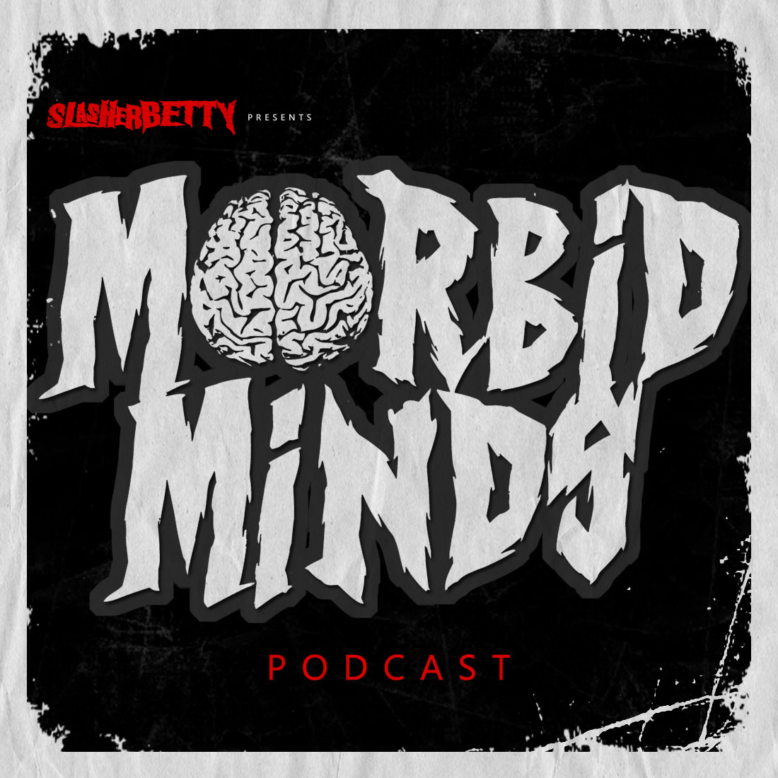Morbid Minds horror podcast logo