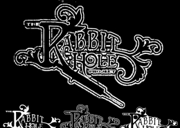 The Rabbit Hole Project logo design