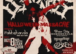 Wisconsin Sickness Halloween Massacre
