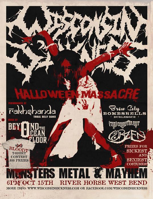 Wisconsin Sickness Halloween Massacre
