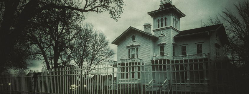 The haunted Galloway House in Fond du Lac
