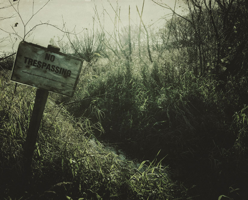 Witch Road, a haunted road in Fond du Lac